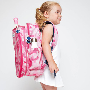 Ame & Lulu Kids Little Love Tennis Backpack (4 Colors)