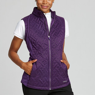 Annika Propel 2 in 1 Quilted Jacket