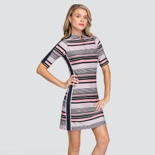 Tail Kirsten Golf Dress - Ridged Jacquard