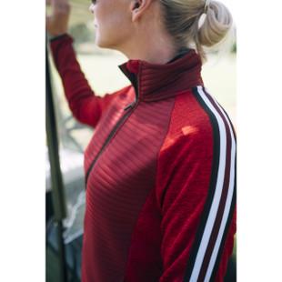 Abacus Turnberry 3D Stripe Jacket - Bordeaux
