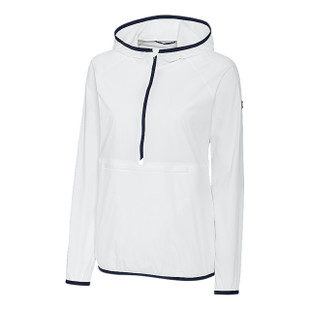 Breaker Half Zip Hooded Popover