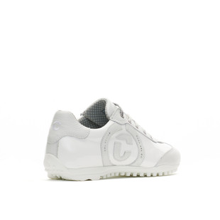 Kubana White Golf Shoe
