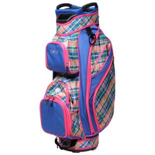 Golf Bag - Plaid Sorbet