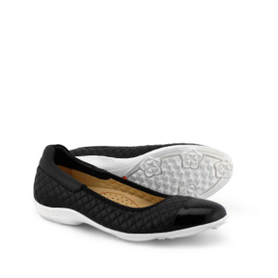 Runway Golf Shoe - Black