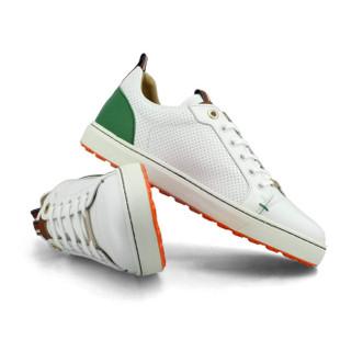 Amalfi Golf Shoe - White
