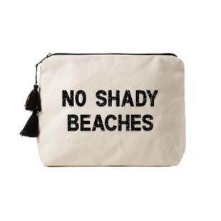 No Shady Beaches