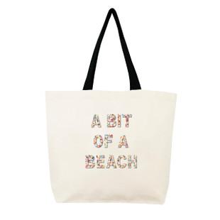 Fallon & Royce Confetti Bead Tote - A Bit Of A Beach
