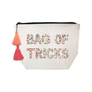 Fallon & Royce Confetti Bead Cosmetic Case - Bag Of Tricks
