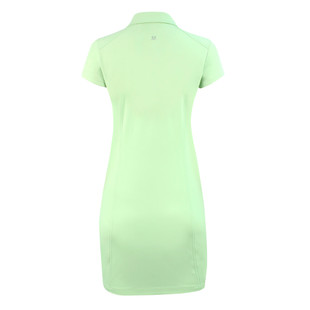 Lyric Short Sleeve Golf Dress - Spirit