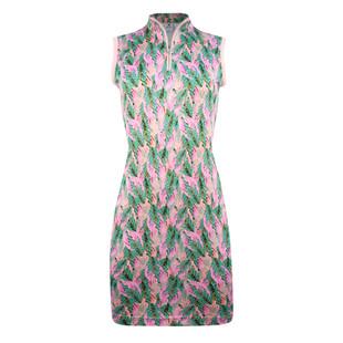 Ebba Sleeveless Dress - Lipstick Pink