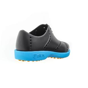BIION Kiids Shoe - Black/Neon Blue
