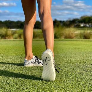 Pakira Diva Golfitti Golf Shoe - White/Black