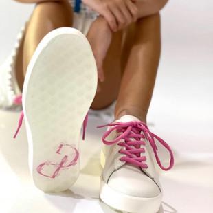 Pakira Diva Dundee Golf Shoe - Guava