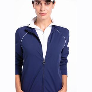KINONA Layer Up Jacket - Navy