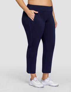 Tail Aubrianna Slim Leg Ankle Pant - Night
