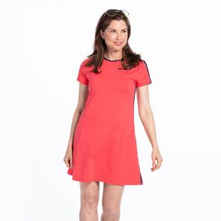 To A Tee Short Sleeve Golf Dress