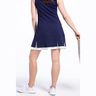 Swing & Swish Sleeveless Golf Dress
