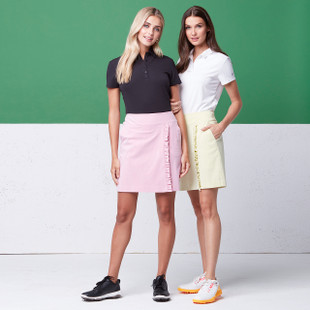 Basic Golf Skort - Lime