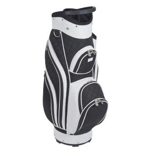 Cutler Santorini Black/White Golf Bag