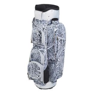 Cutler Galapagos Blue Paisley Golf Bag