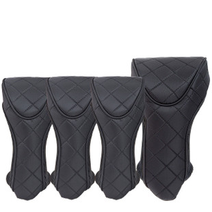 Cutler Java Black Diamond Golf Head Covers