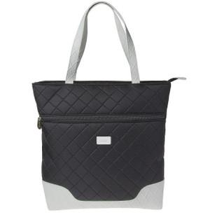 Cutler Santorini Black/White Large Shopper