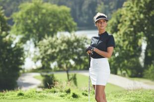 Daily Sports Lyric Golf Skort - Fruit Punch