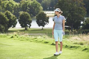 Daily Sports Lyric City Golf Short - Pearl Gray