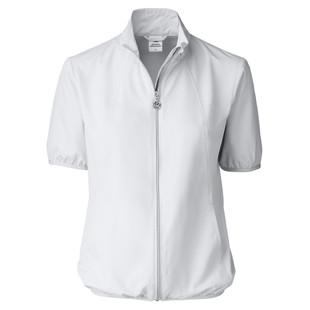 Daily Sports Mia Short Sleeve Wind Jacket - Pearl Grey
