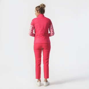 Daily Sports Aim Knit Sweater - Fruit Punch