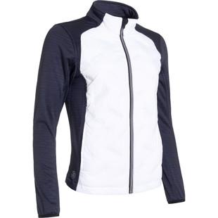 Abacus Dunes Hybrid Jacket - White