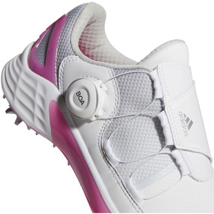 Adidas ZG21 BOA Golf Shoe - Screaming Pink