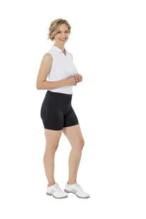 Nancy Lopez Kick Shortie - Black