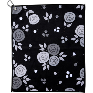Black/White Roses
