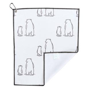 Millie Rose Microfiber Towel - Bears