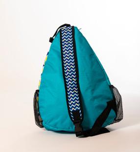 Sassy Caddy Pickleball Sling Bag - Oslo