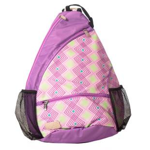 Sassy Caddy Pickleball Sling Bag - Concord