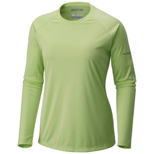 Columbia Golf Long Sleeve Tidal Tee (Solids)