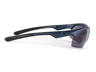 Sundog TrueBlue Prime EXT Sunglasses - Matte Dark Blue