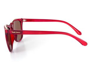 Sundog TrueBlue Crimson Sunglasses