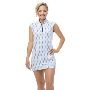 SanSoleil SolStyle COOL Tennis Dress - Down The Line