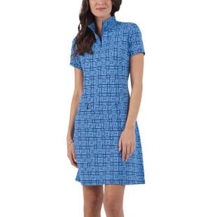 IBKUL Pricilla Short Sleeve Dress