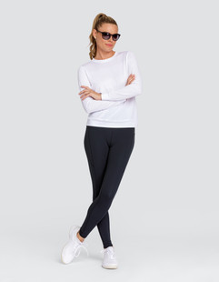 Tail Divina Active Pullover - Chalk