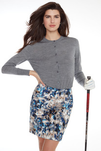 Swing Control Masters Golf Skort - Greece