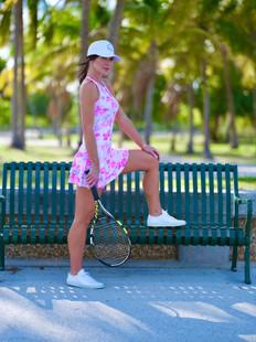 EllaBelle Racie Tennis Dress (3 Patterns)