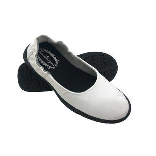 Sandbaggers Lyn Ballet Golf Shoe - Black