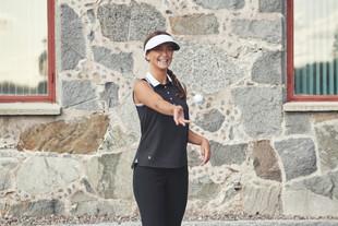 Daily Sports Milia Sleeveless Polo (Fall 21)