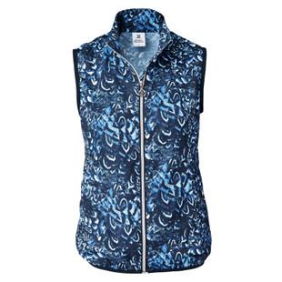 Blue Frost Wind Vest
