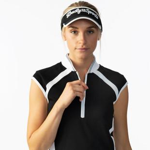 Daily Sports Roxa Sleeveless Dress - Black/White