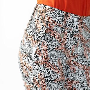 Daily Sports Leonya City Short - Orange Tiger